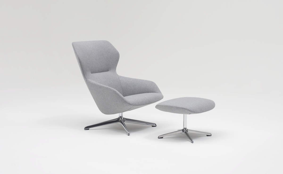 Ray Lounge 9241 Von Brunner Stylepark