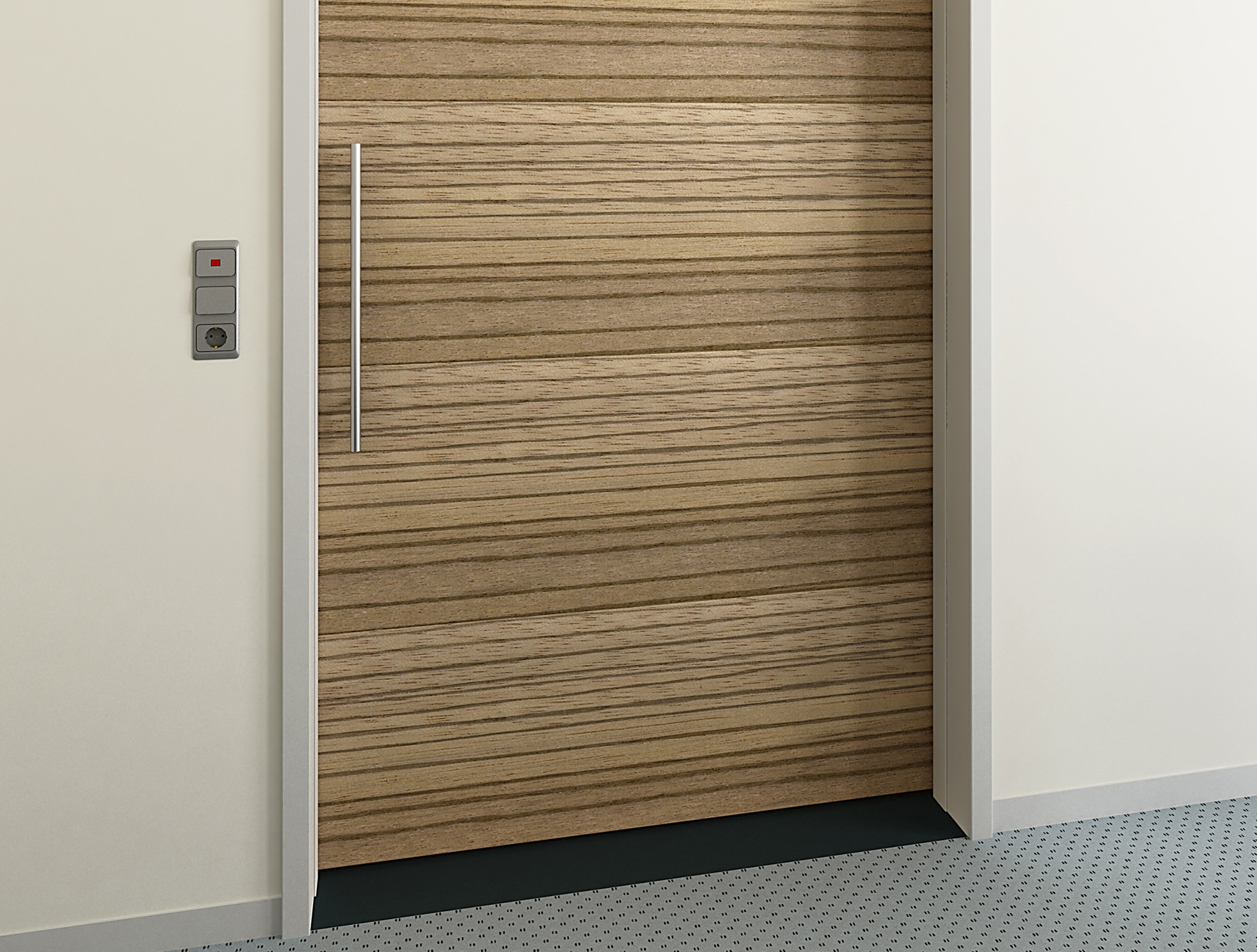 interior apartments entrance front security soundproof veneer fire door oak doors dark set internal for and flats