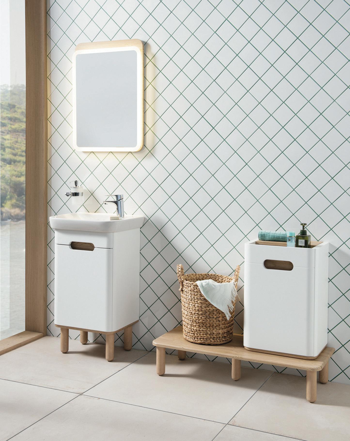Sento vanity unit by VitrA Bathroom | STYLEPARK