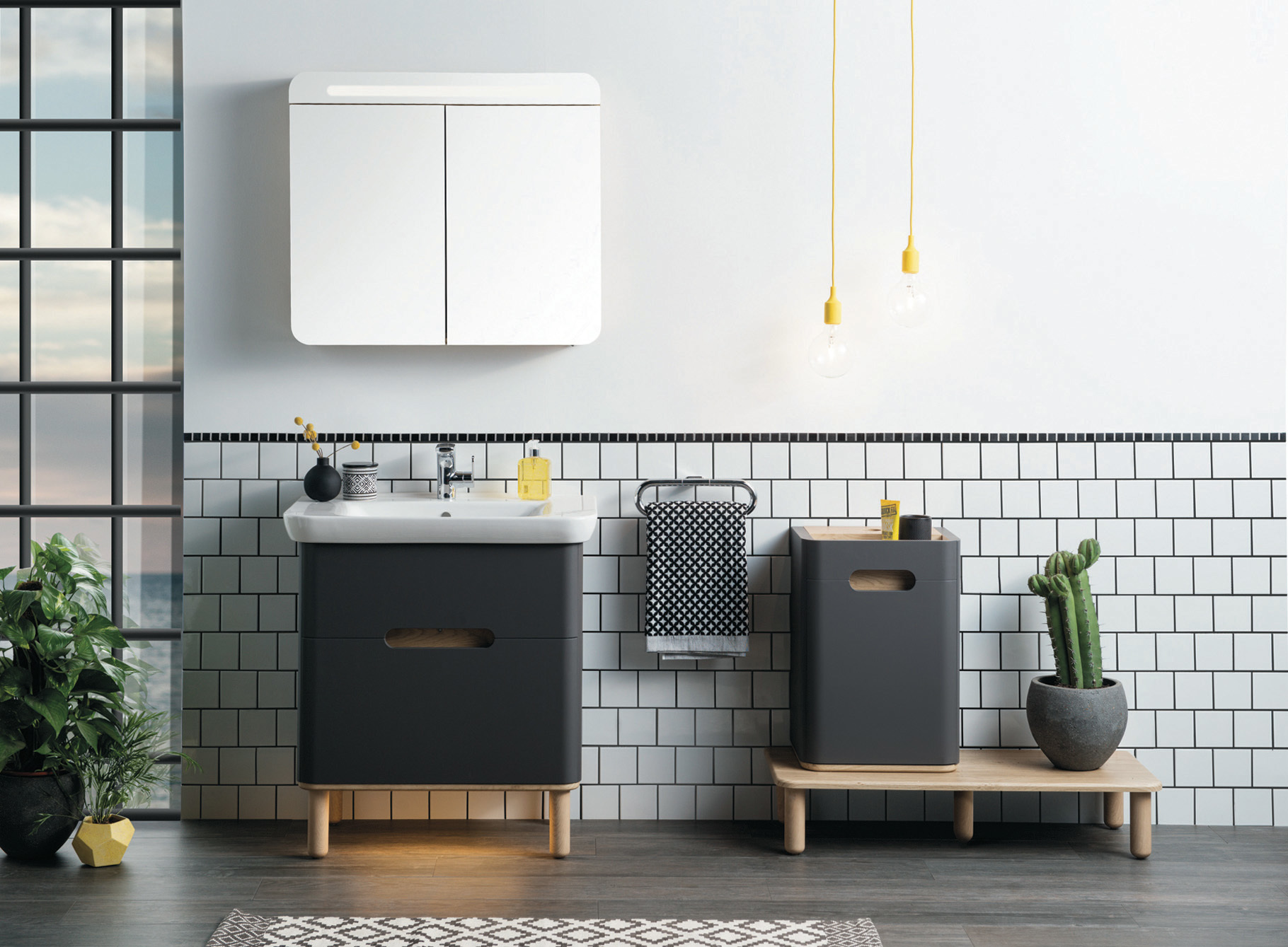 Sento Vanity Unit By Vitra Bathroom Stylepark