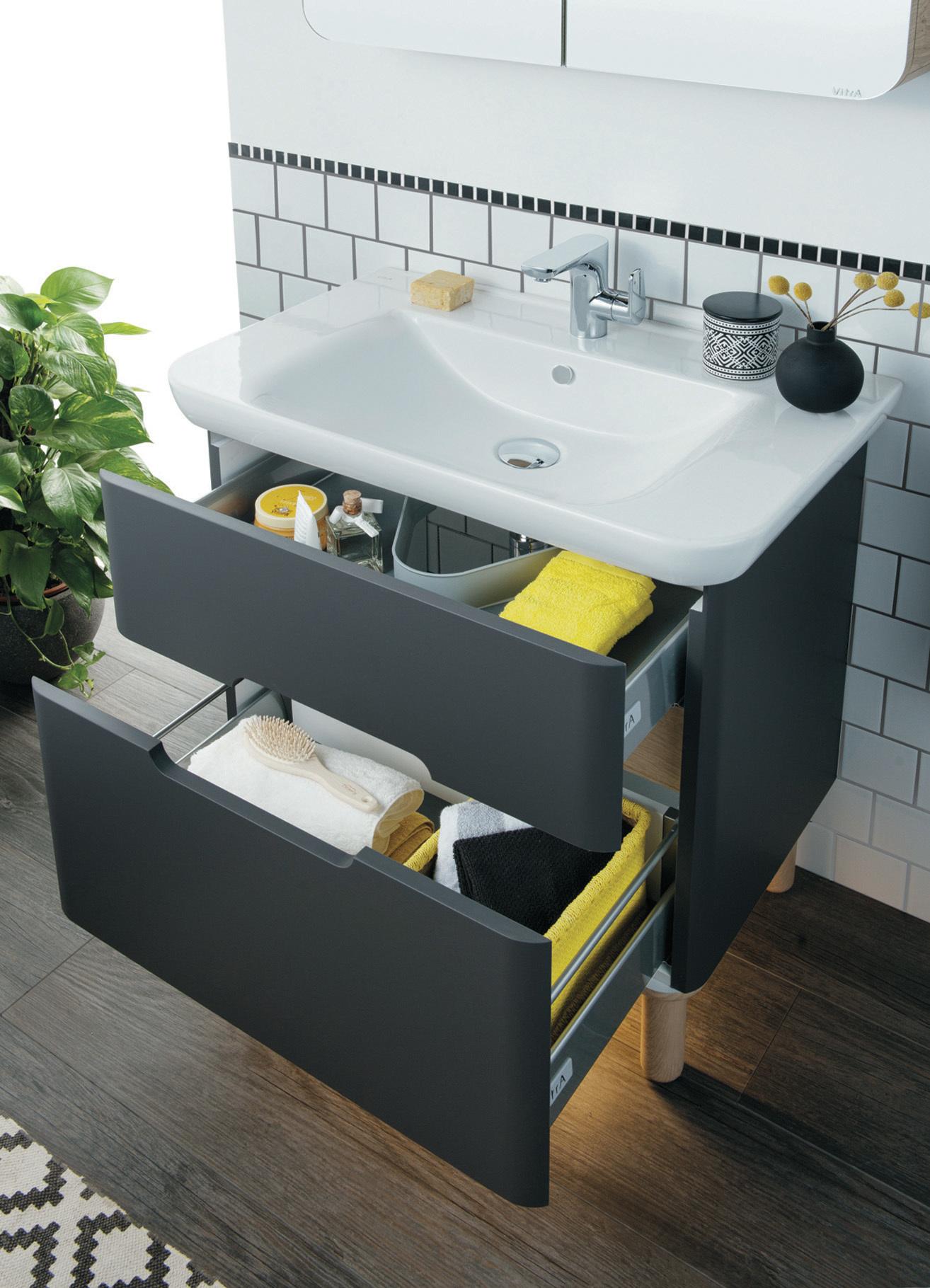 Sento Vanity Unit By Vitra Bathroom Stylepark