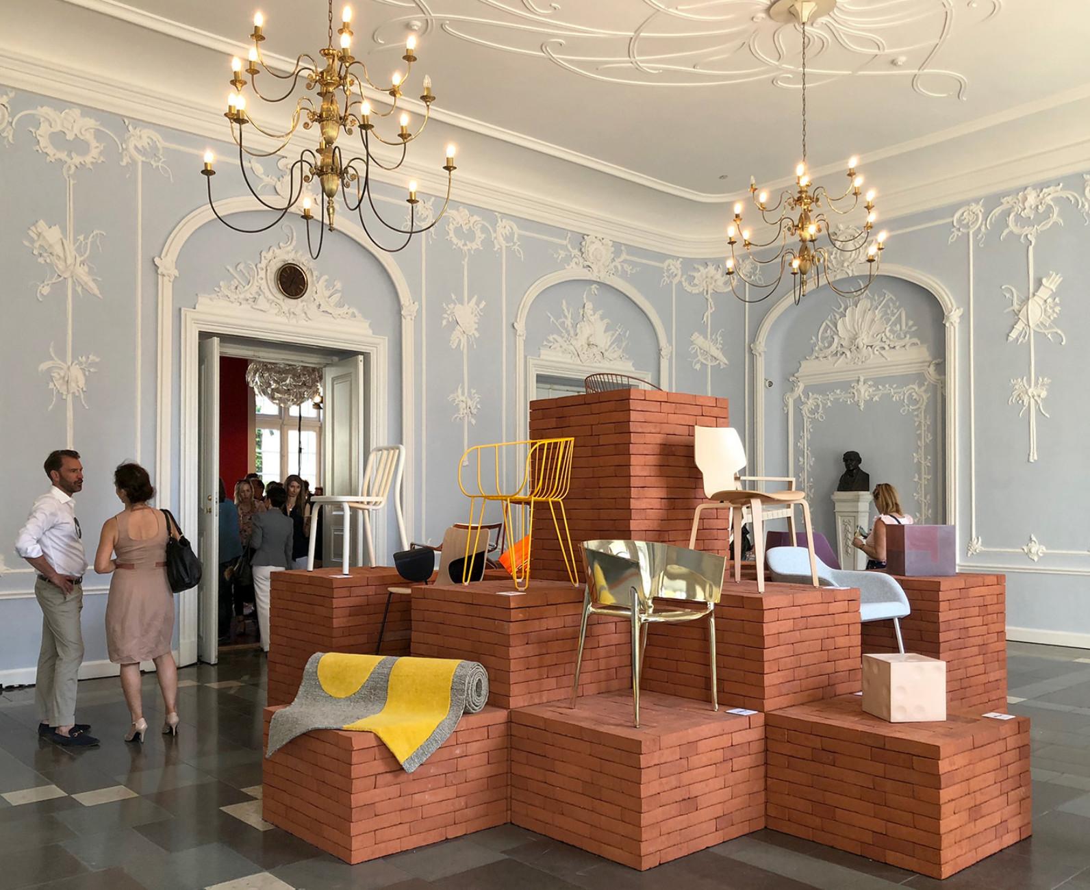 Design made in Spain in der spanischen Botschaft
