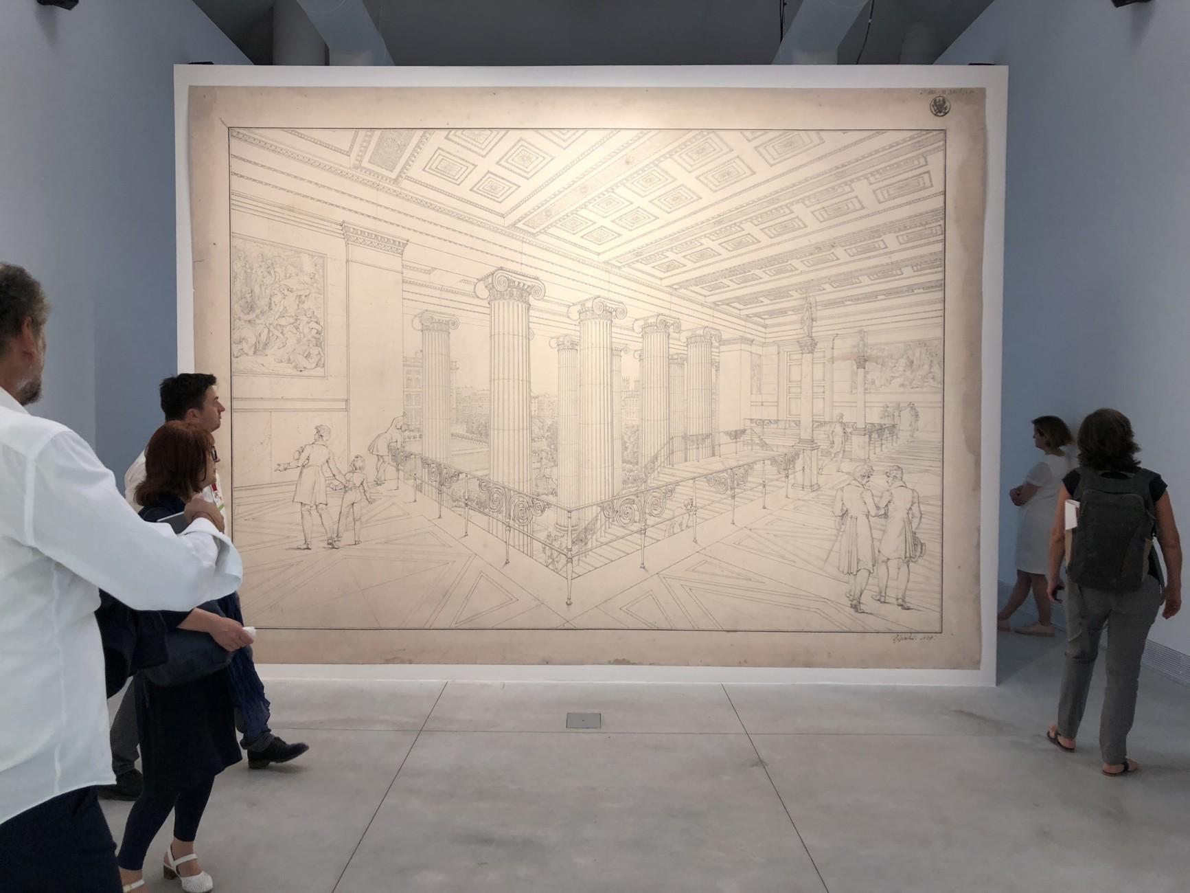 Biennale 2018, Central Pavilion, David Chipperfield, Karl Friedrich Schinkel, Altes Museum, Stylepark