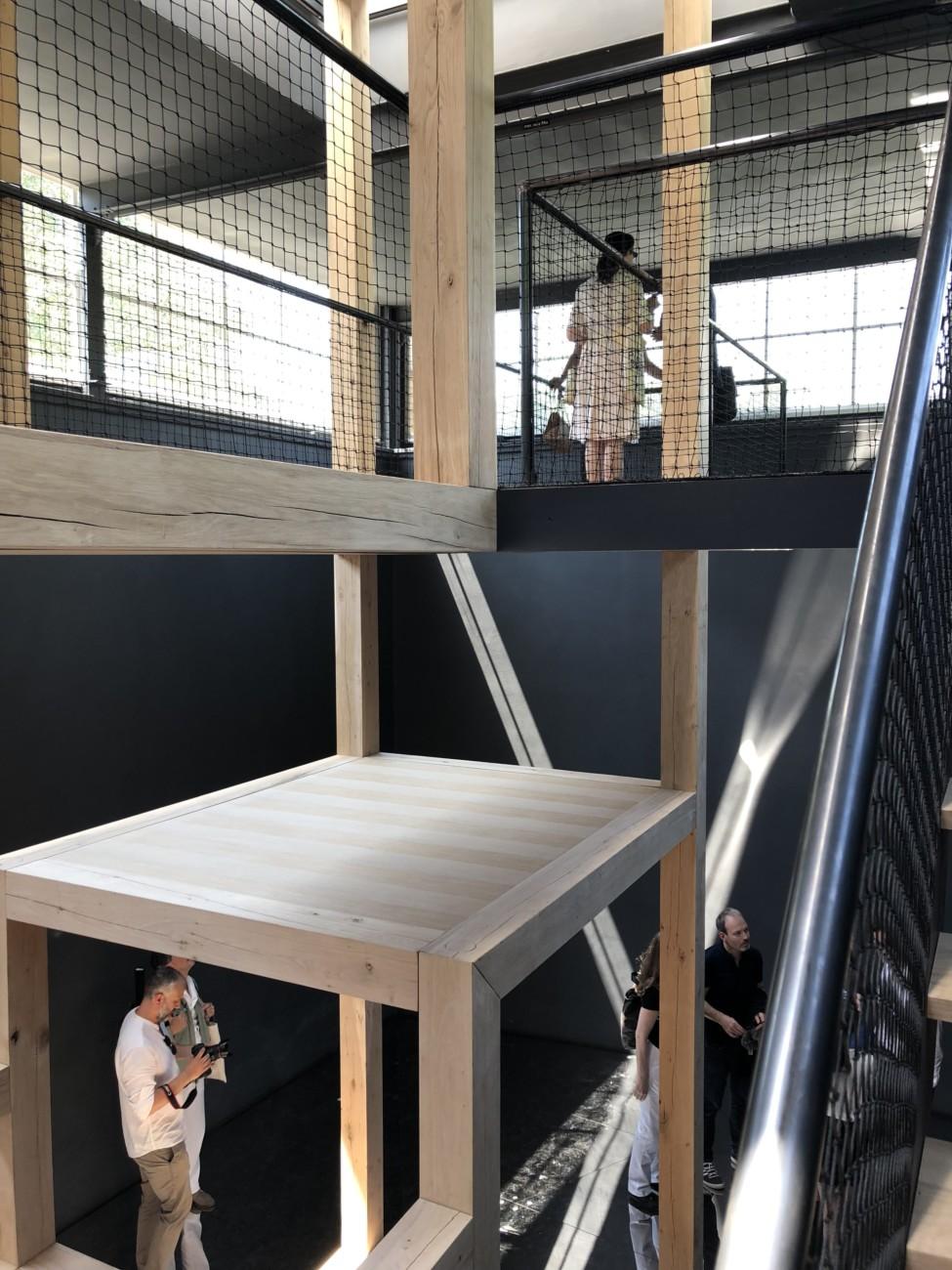 Biennale 2018 Austrian Pavilion Dieter Henke Marta Schreieck Stylepark