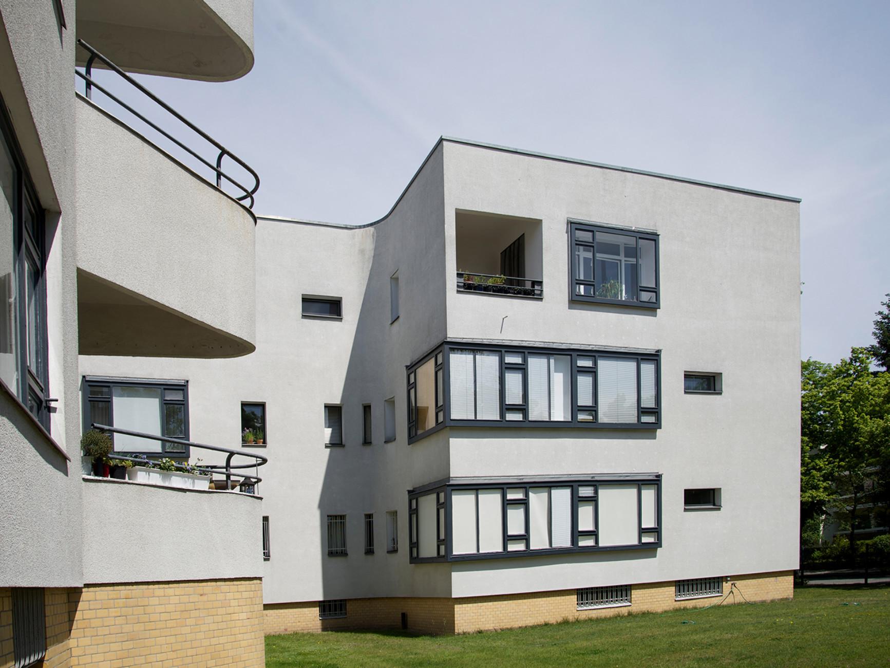 Residential development at Flensburger Platz, Berlin Wilmersdorf (1931-1932)