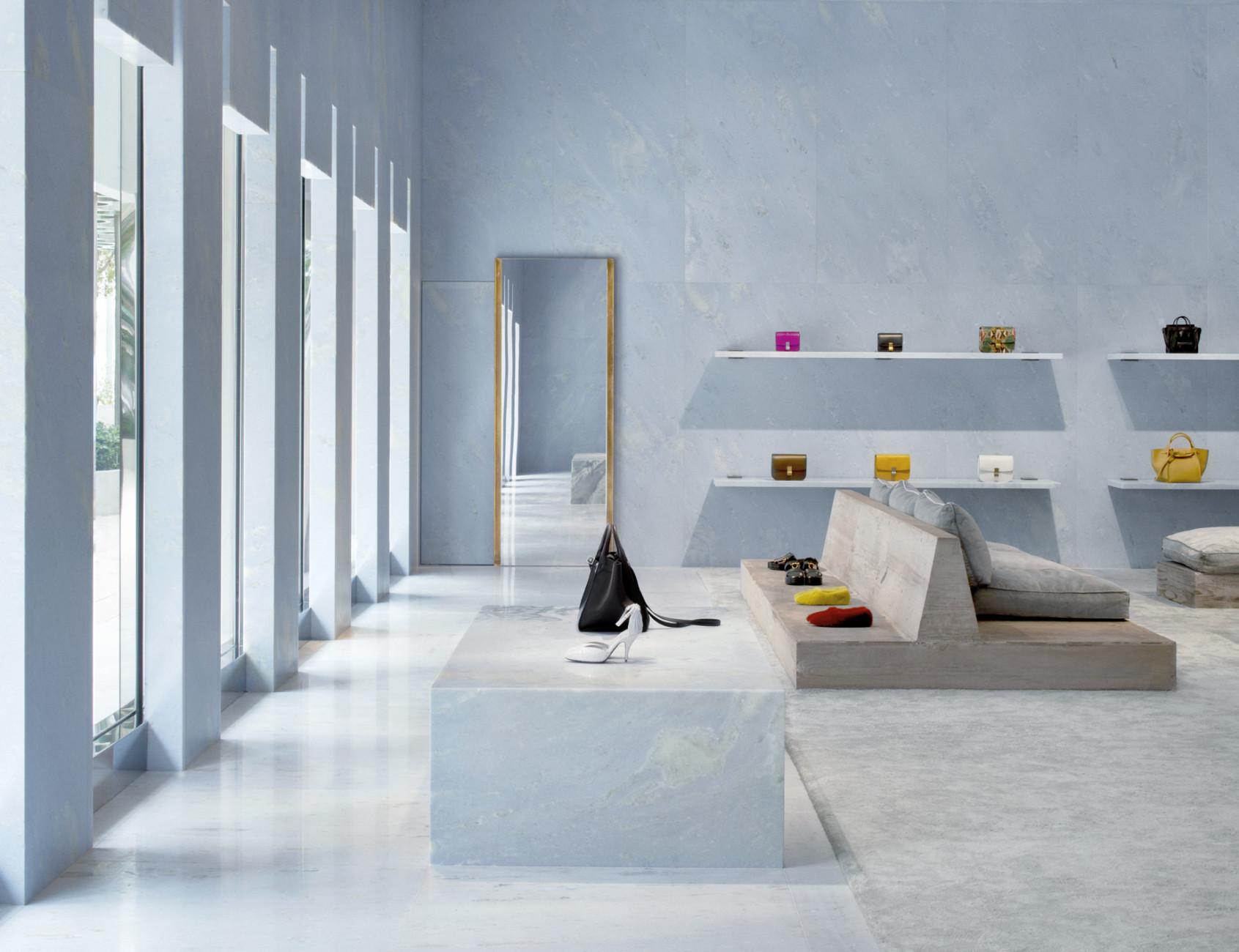 Céline, Miami, Valerio Olgiati, Stylepark