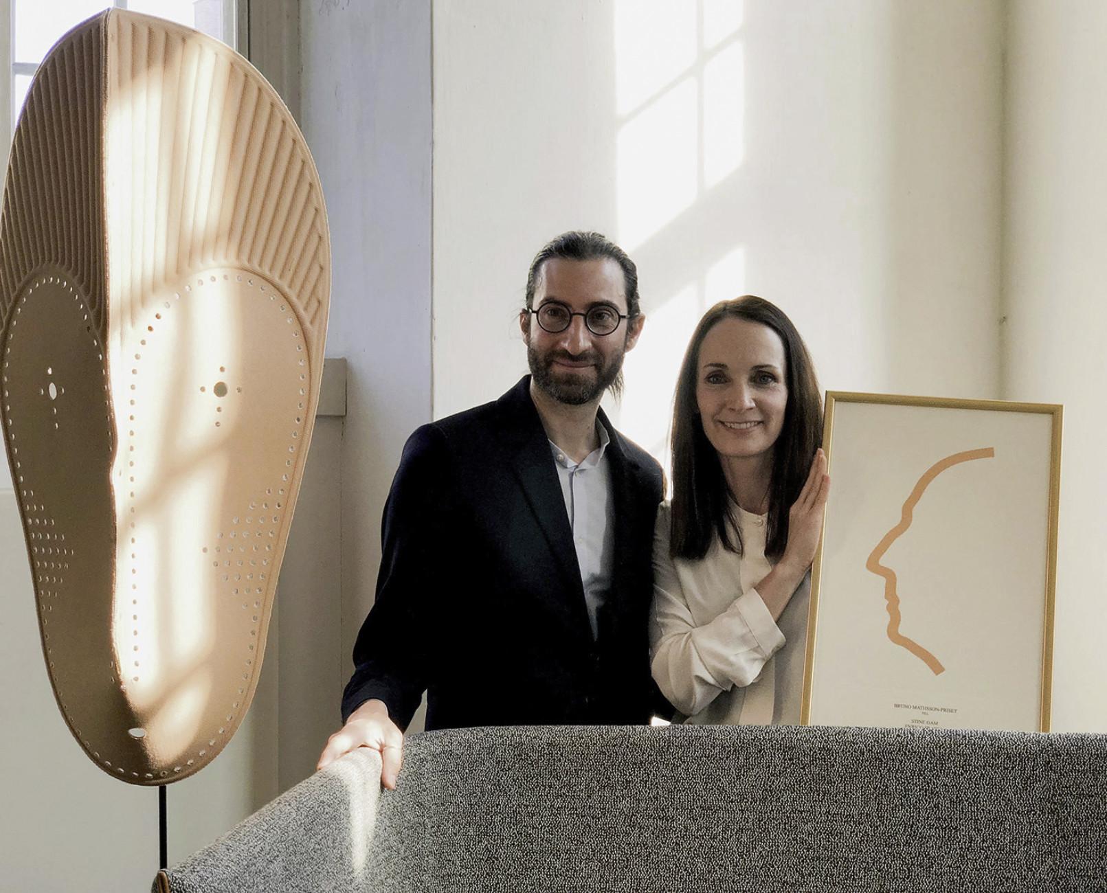 GamFratesi receive the Bruno Mattson Design Award