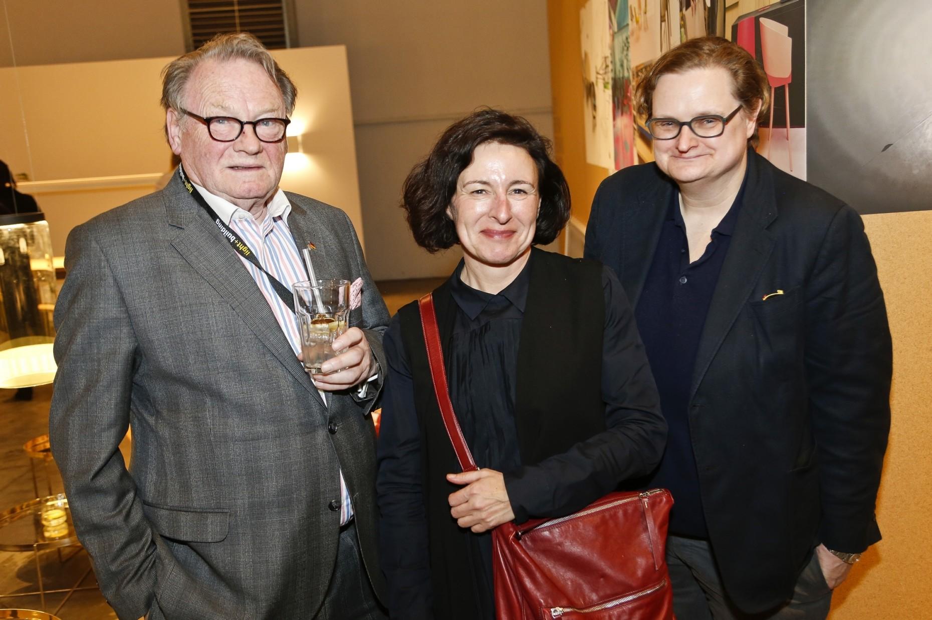 Light and Building 2018, Vibia-Event, Stylepark, e15, Karl Henschel (Sign), Meike Weber (Detail), Antonia Henschel (Sign)