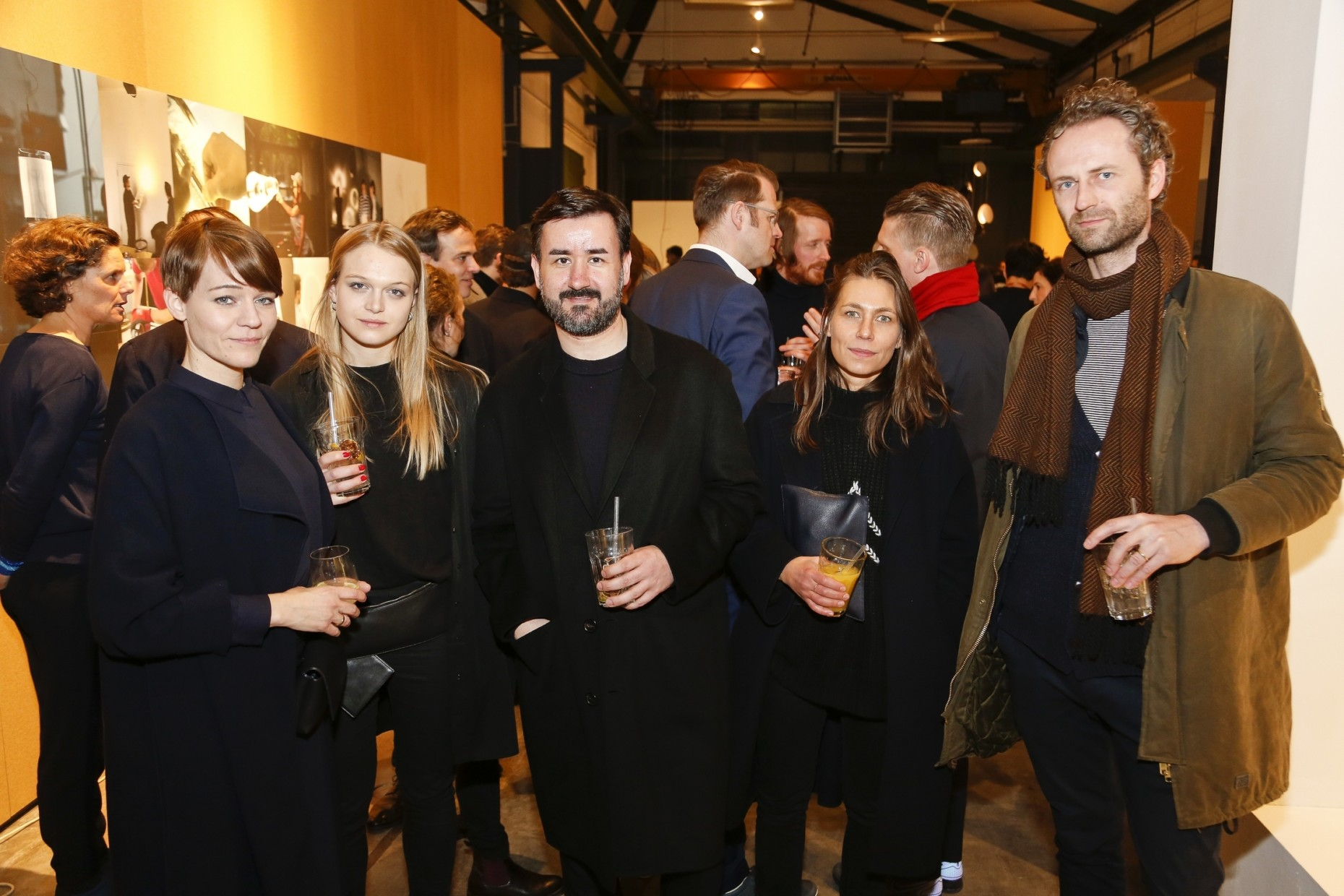 Light and Building 2018, Vibia Event, Stylepark, e15, Esther Schulze-Tsatsas (Tsatsas), Nora Cammann (Tsatsas), Dimitrios Tsatsas (Tsatsas), Sarah Böttger (Studio Böttger), Uli Budde