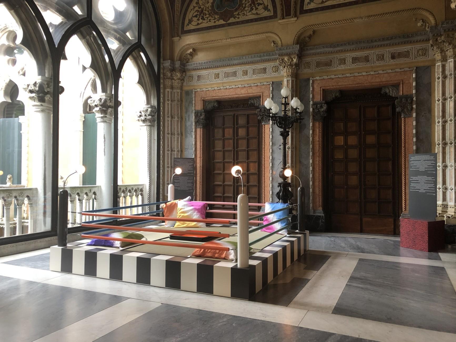 Memphis Fondazione Berengo Palazzo Franchetti Venice 2018 Stylepark