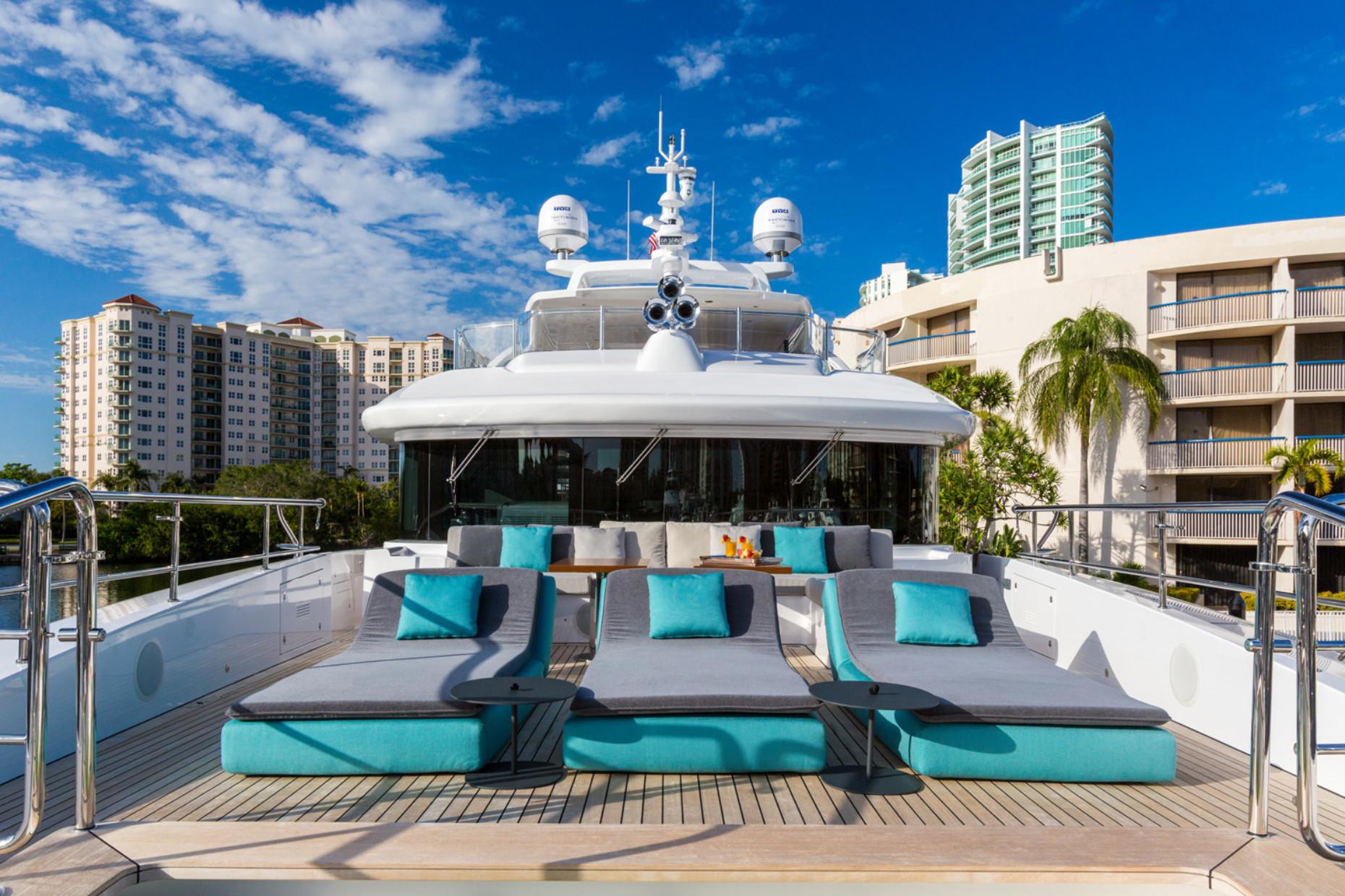 Paola Lenti, Monaco, Boat, Yacht, Stylepark