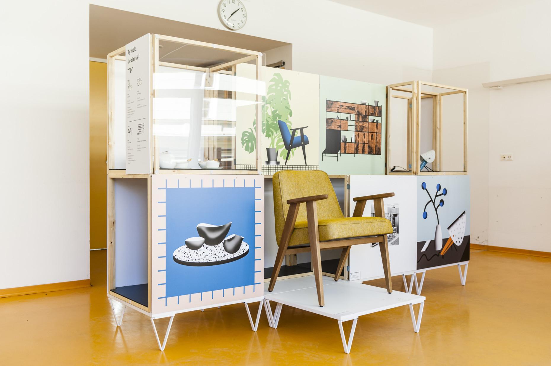 Vienna Design Week, Neubau, Polen