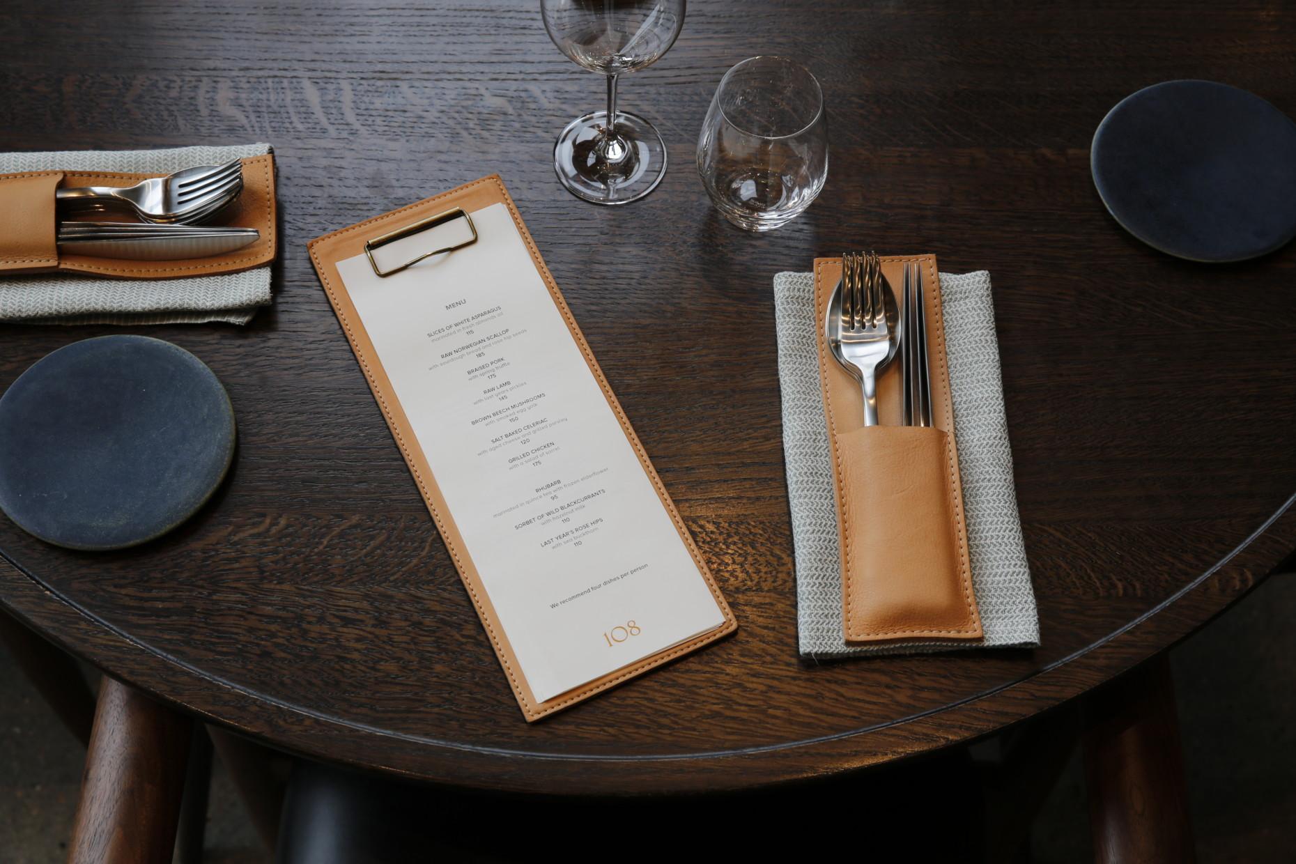Restaurant108 Tablenoir Cutlery 2