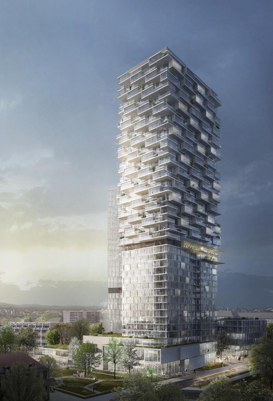 Neue Hochhausprojekte In Frankfurt Am Main Stylepark