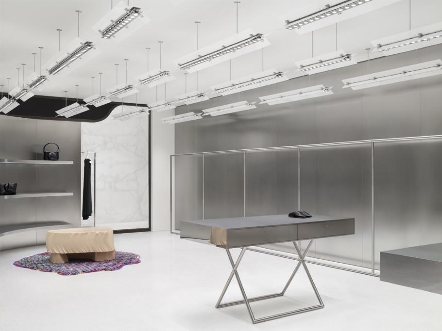 Acne Studios, Store, Beijing, SKP-Mall