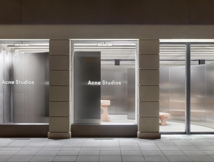 Acne Studios, Store, Munich