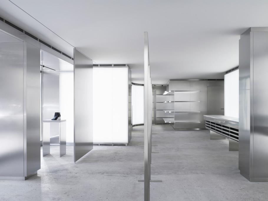 Acne Studios, Store, New York City, Horatio Street