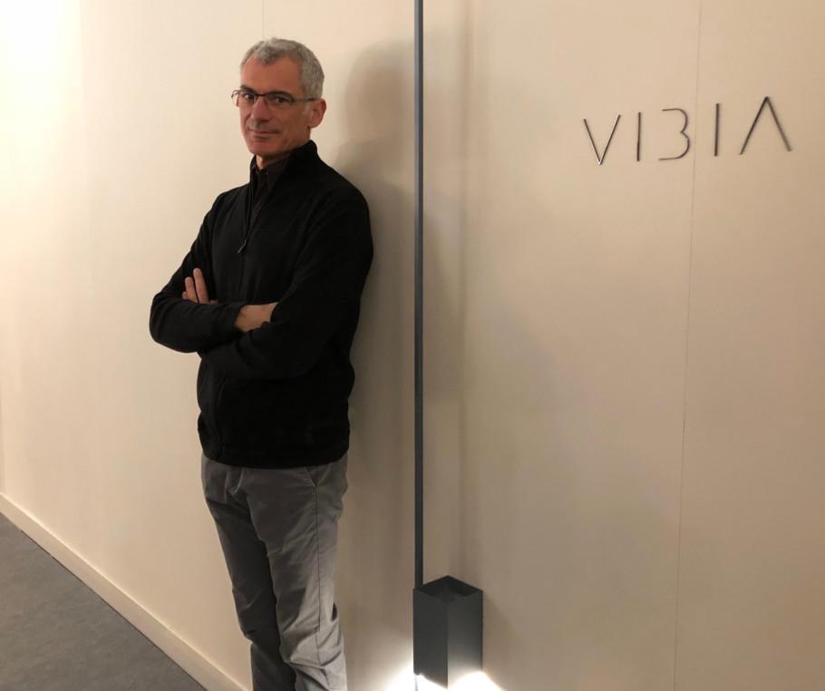 Arik Levy bei Vibia.