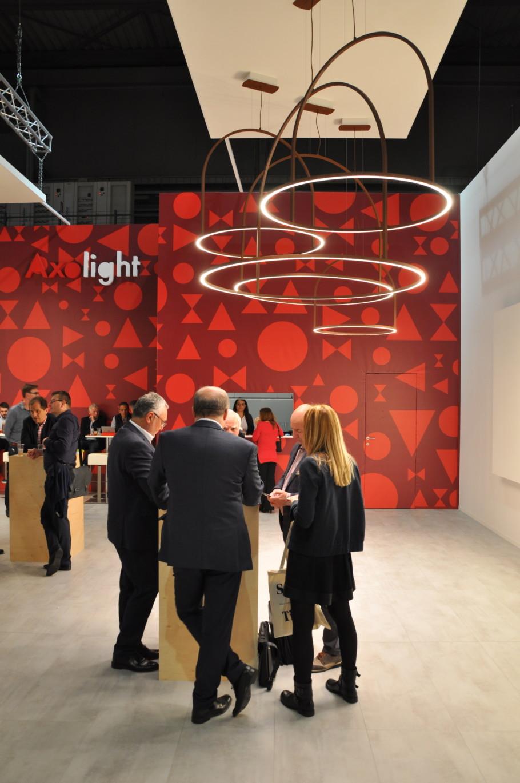 "Großzügig: Axo Lights ""U-Light"" von Timo Ripatti."