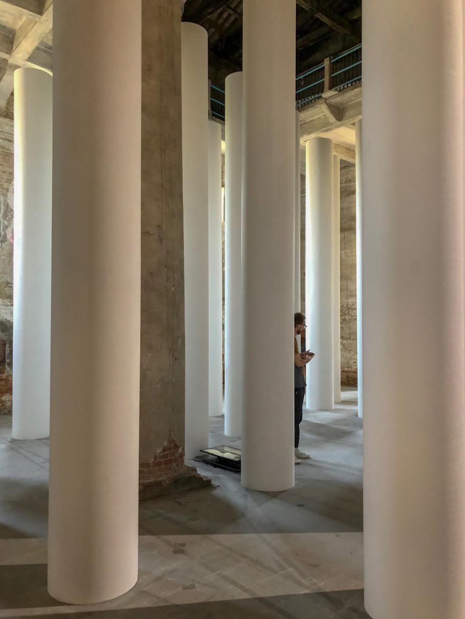 Biennale 2018 Valerio Olgiati Stylepark