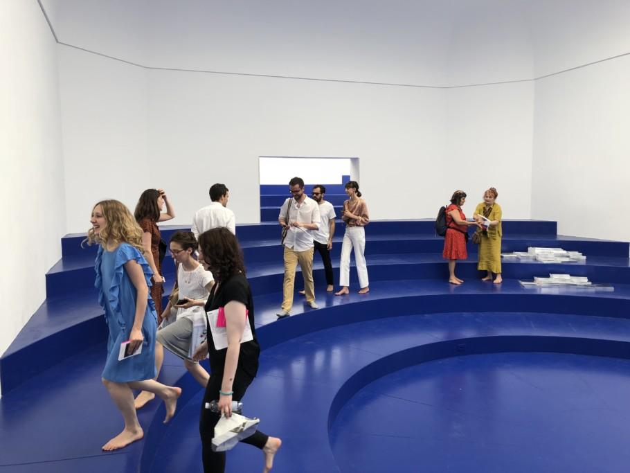 Biennale 2018, Belgian pavilion, Stylepark