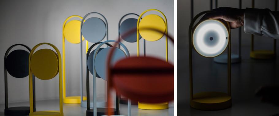 "Giravolta"" gestaltet bei Alberto Basaglia und Natalia Rota Nodari für Pedrali."