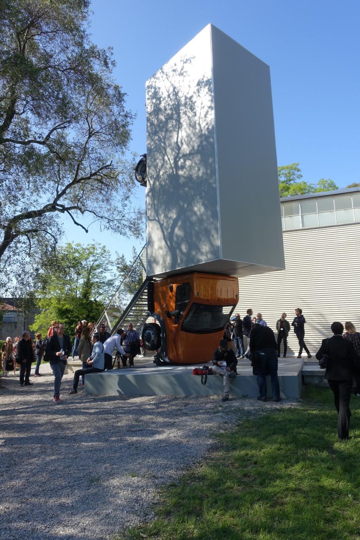 Venice Biennale 2017 Austrian Pavilion Erwin Wurm