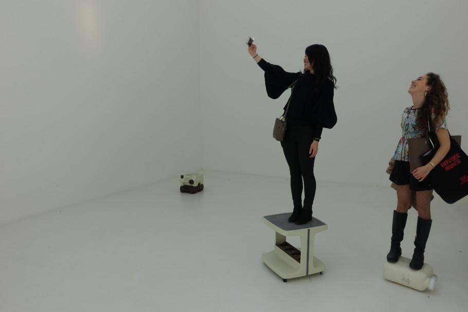 Venice Biennale Austrian Pavilion 2017 Erwin Wurm