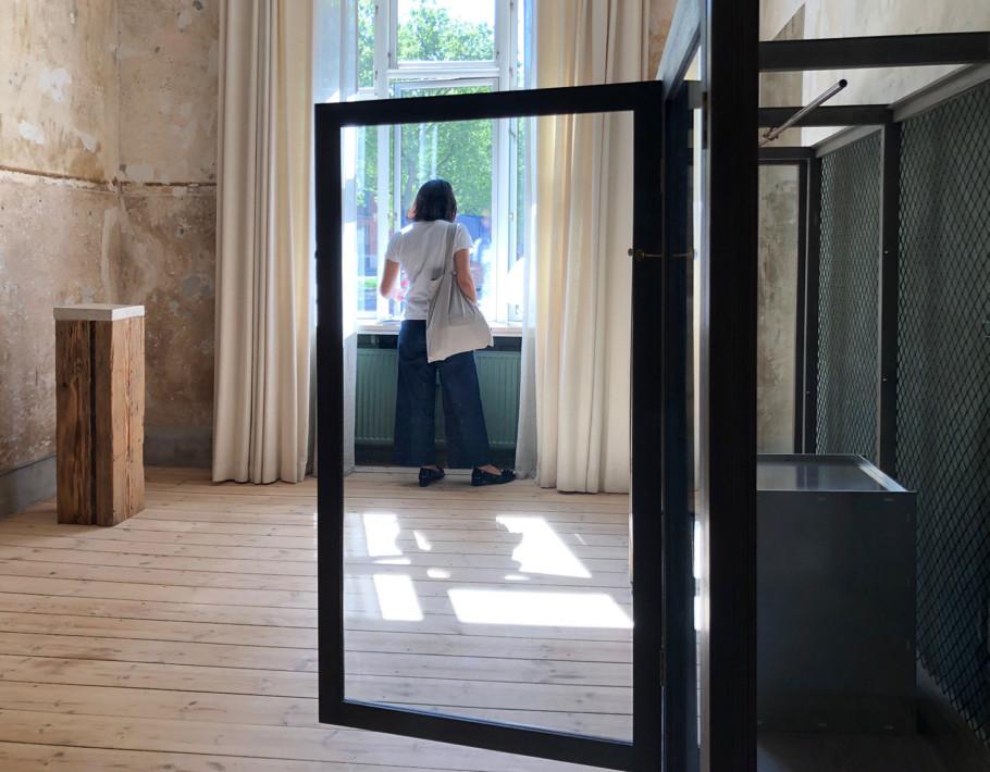 Studio Apartment in Copenhagen by Niels Strøyer Christophersen