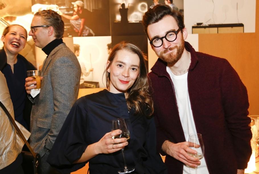 Light and Building 2018, Vibia Event, Stylepark, e15, Lisa Katzenberger (Brand. Kiosk), Tobias Lugmeier (Diez Office)