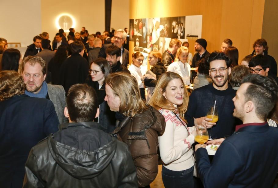 Light + Building 2018, Vibia Event, e15, Stefan Diez, Stylepark
