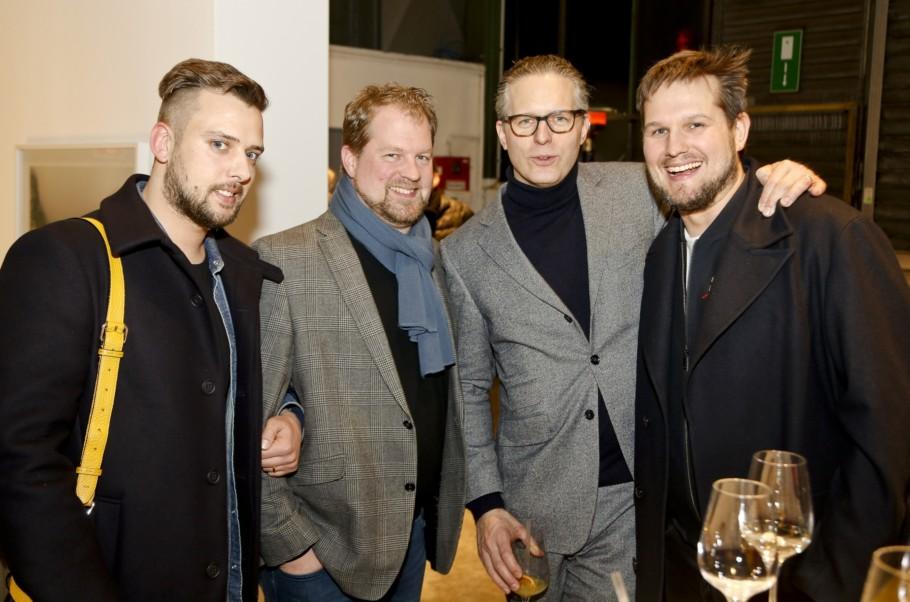 Light + Building 2018, Vibia Event, e15, Stefan Diez, Stylepark, Manuel Herkner, Volker Streckel (Design Post), Robert Volhard (Stylepark), Sebastian Herkner