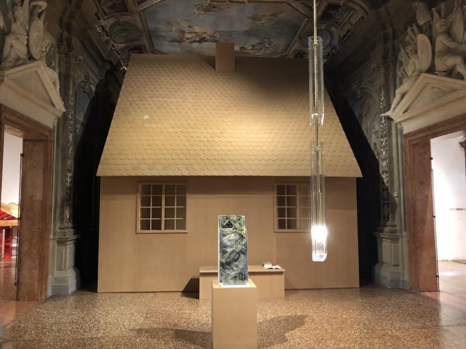 Machines à penser exhibition Fondazione Prada Venice 2018 Stylepark