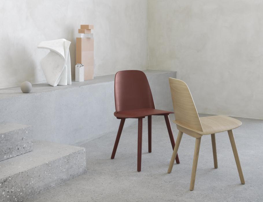 """Muuto, """"Nerd Chair"""" Design: David Geckeler, 2018"""