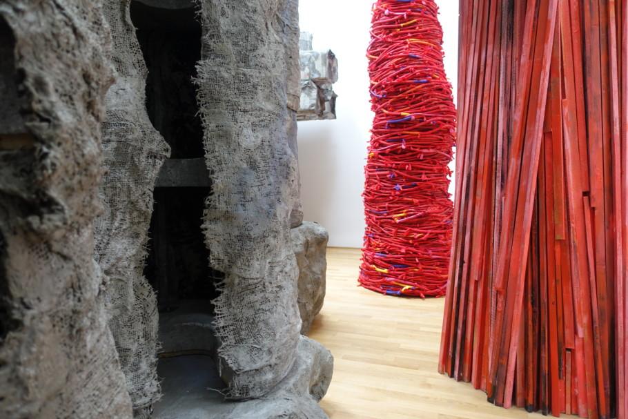 Venice, Biennale 2017, British Pavilion, Phyllida Barlows