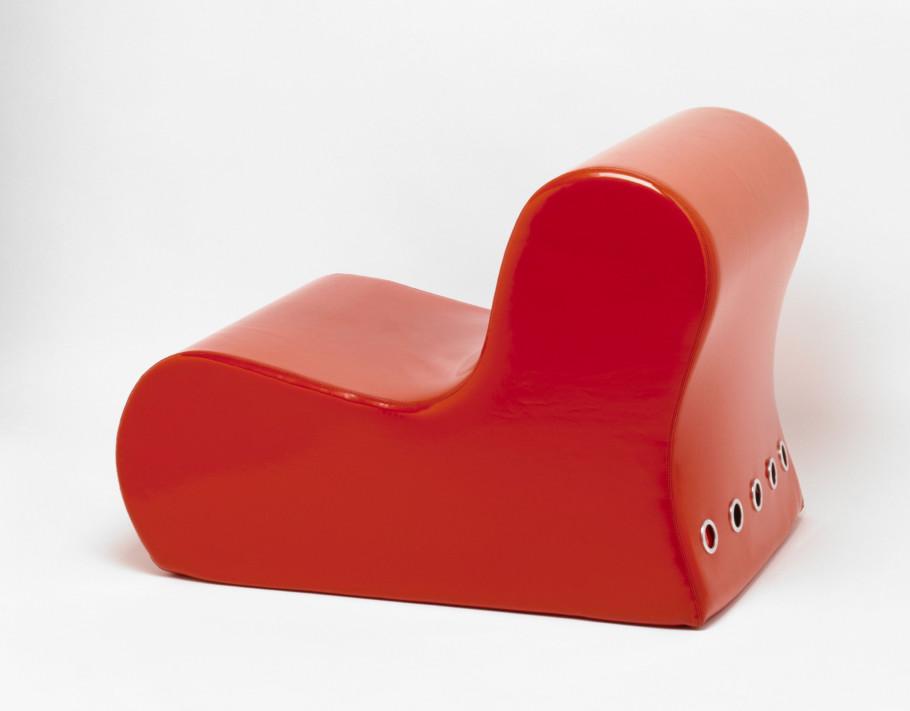 Susi und Ueli Berger, Soft Chair, 1967, Museum für Gestaltung Zürich, Designsammlung, Foto: © ZHdK