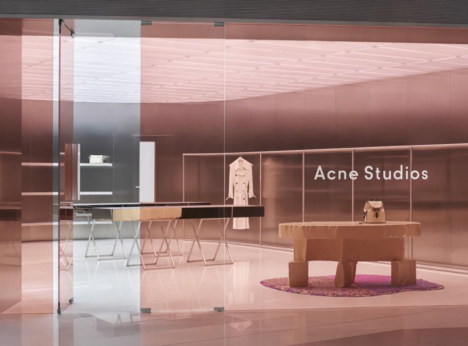 Acne Studios, Store, Hong Kong, IFC, Stylepark