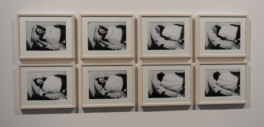 "The artist's sleep gives birth to art: The first chapter in the exhibition curated by Christine Macel at the Padiglione Centrale in the Giardini is called ""Pavilion of Artists and Books"" and starts with a nod and a wink: Mladen Stilinovic's 1978 photo series ""Artist at Work""."