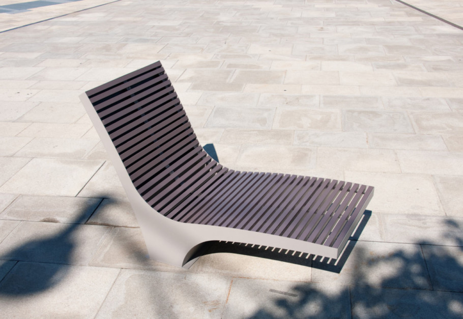 Photo gallery benches for the urban space   STYLEPARK