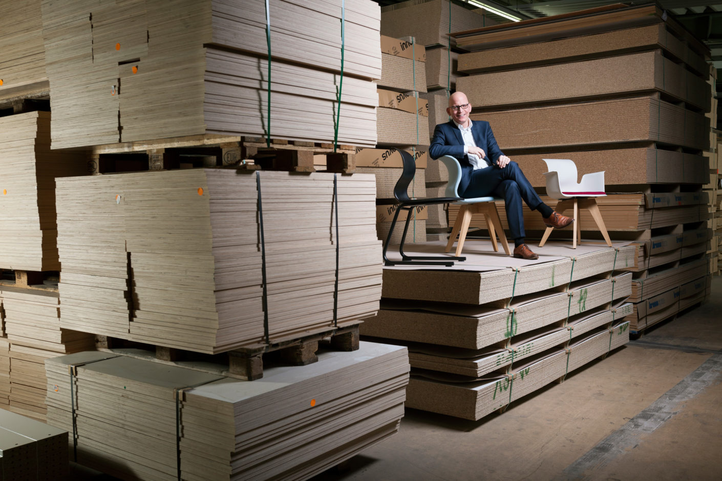 Photo Gallery: Flötotto - from the Pag chair to flat design