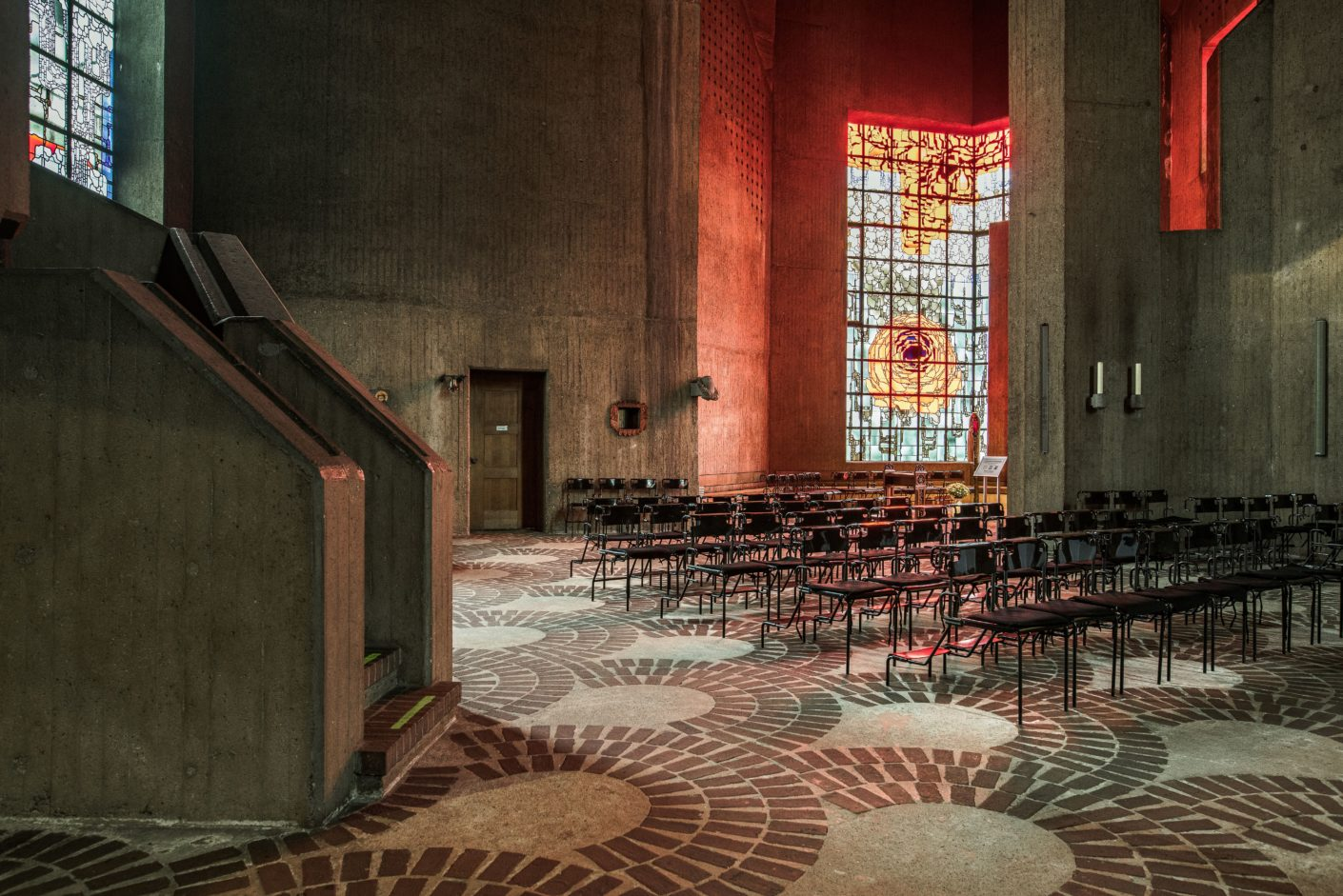 "Image gallery ""Böhm 100: The Concrete Cathedral of Neviges"","
