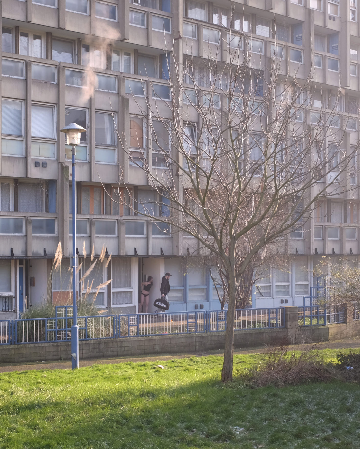 Photo gallery: Robin Hood Gardens