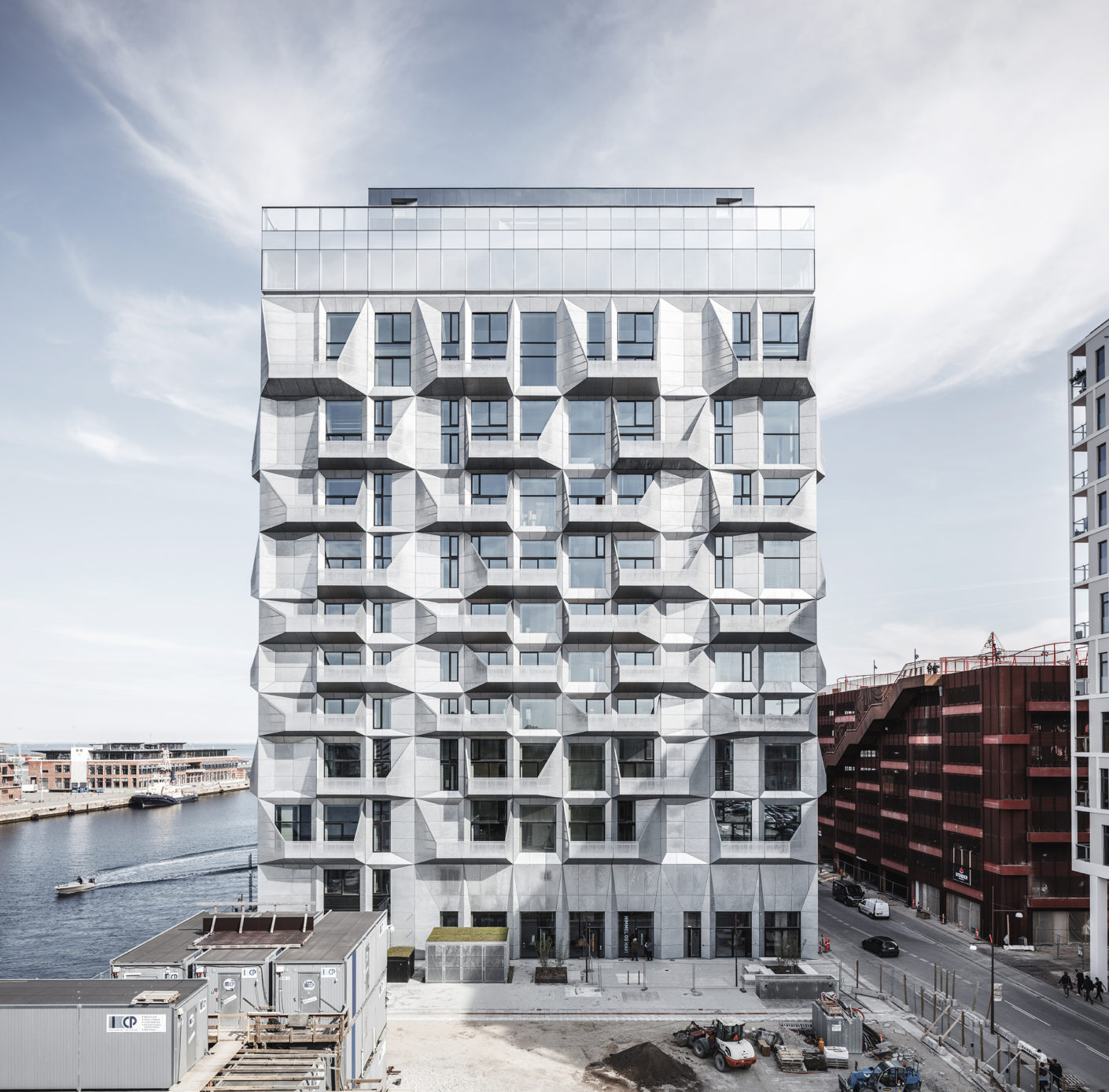 "Photo Gallery: ""The Silo"" by COBE Architects"