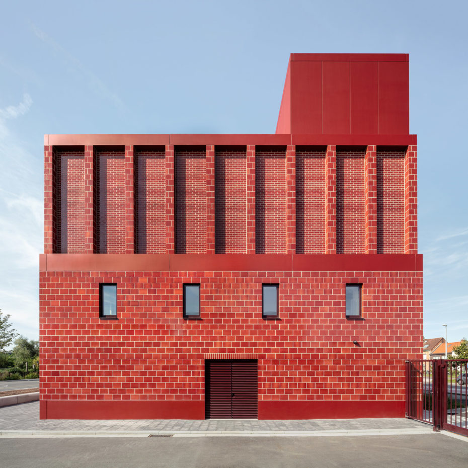 Image gallery fire station Antwerpen