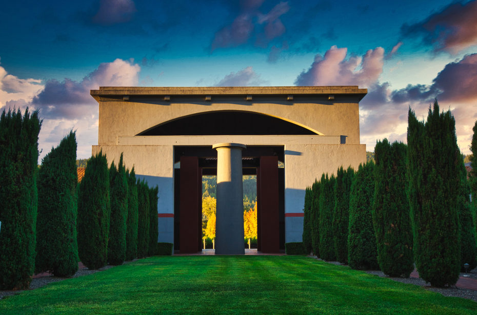 Image gallery Clos Pegase Winery / Opus One Winery