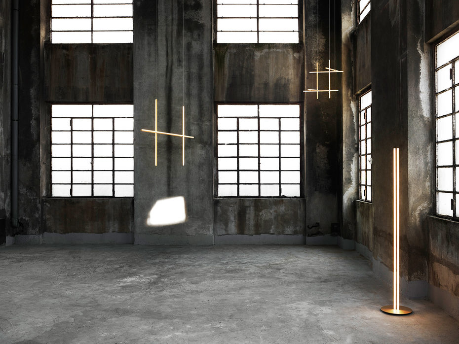"Image gallery ""Coordinates"" by Michael Anastassiades for FLOS"