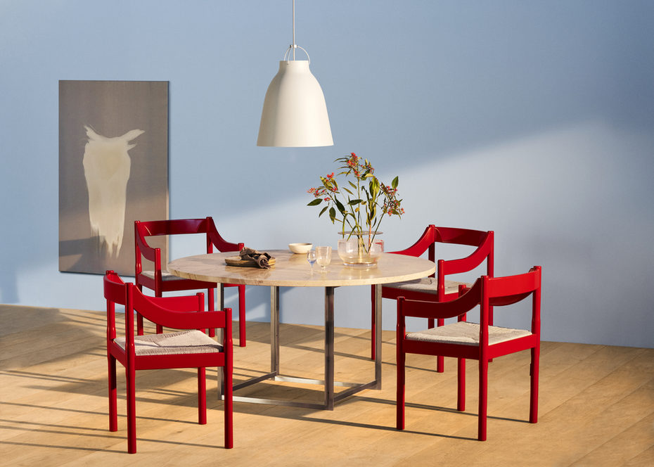 """Image gallery """"Carimate"""" by Fritz Hansen"""