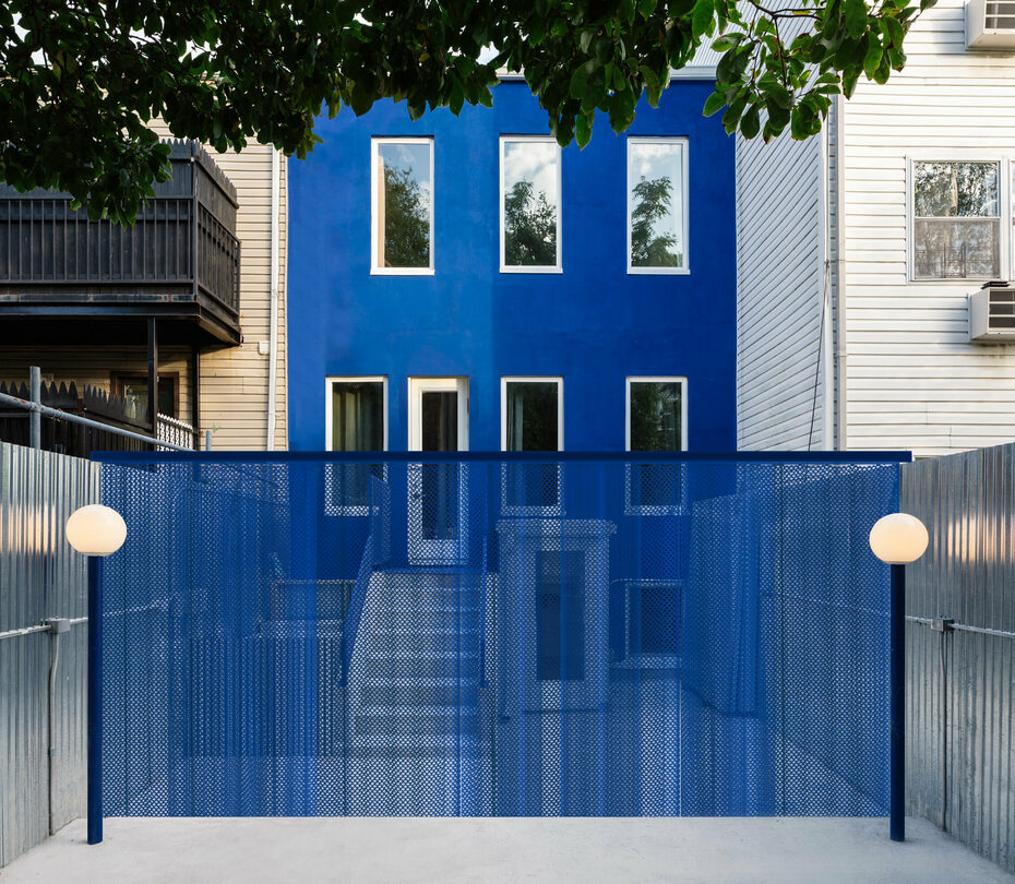 Bildergalerie Stadthaus in Brooklyn von LOT Architects