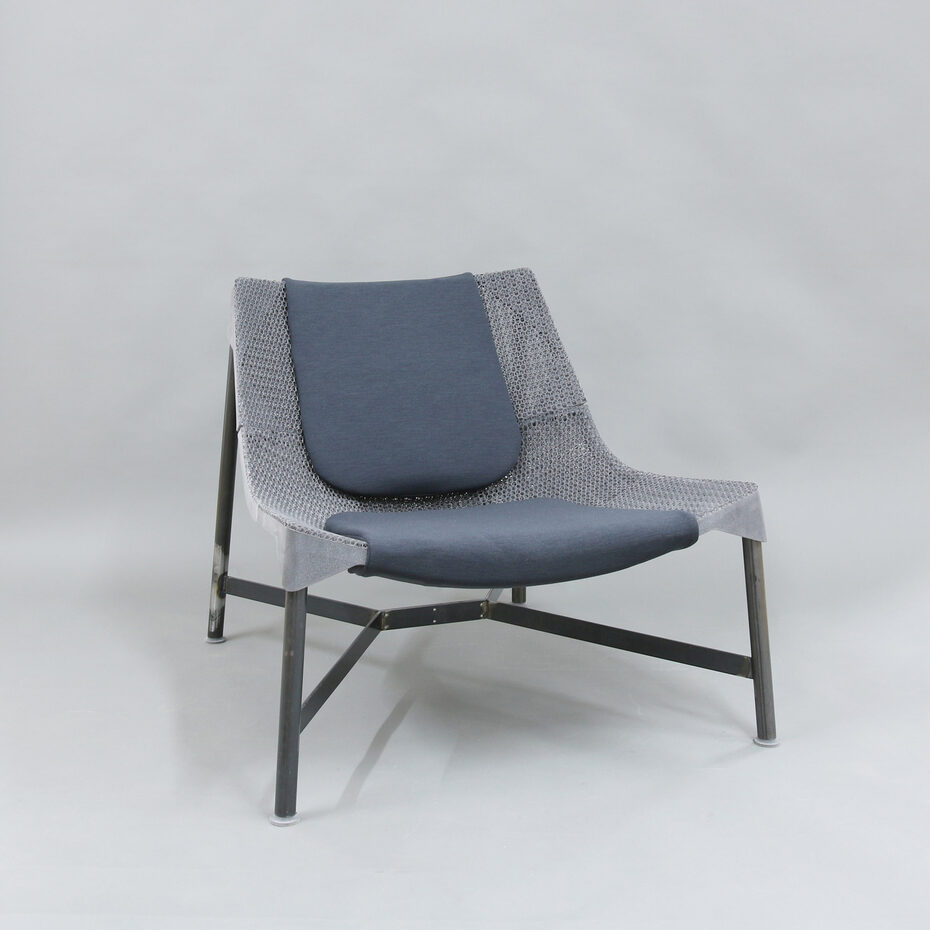 """Image gallery """"Lounge Chair Slope"""" by Oechsler"""