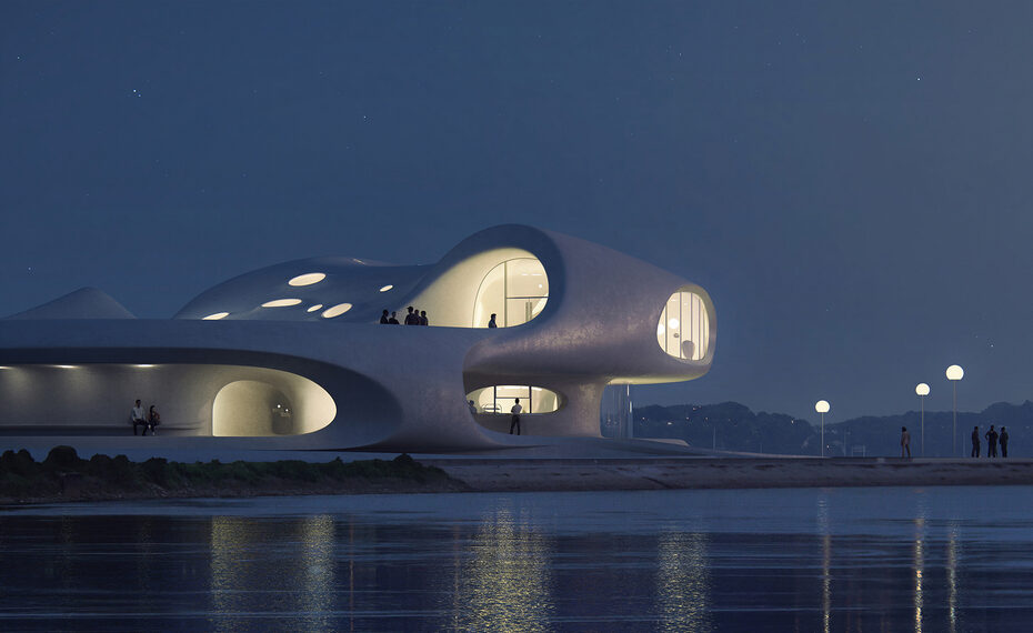 "Image gallery ""Pavilions by the Seaside"", Haikou"